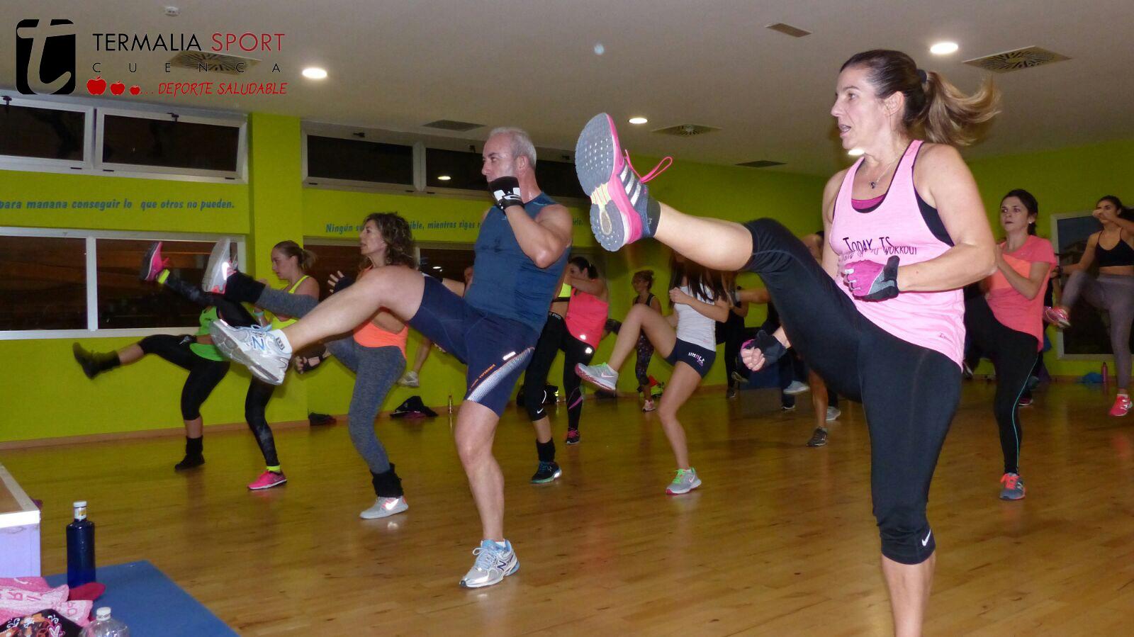 Combat en Termalia Sport