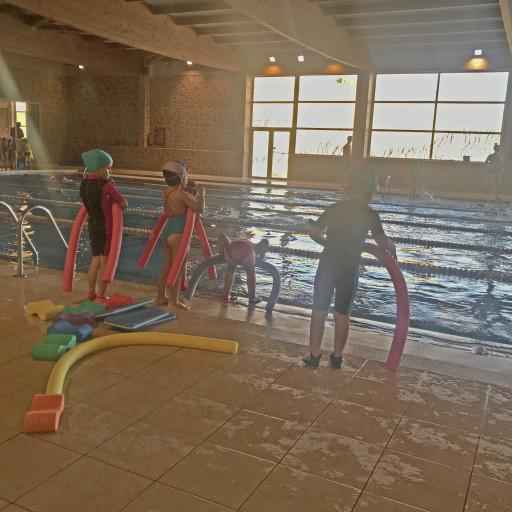 natación para niños en termalia sport